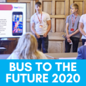 BUS TO THE FUTURE 2020 ICON