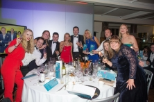 Northern Powergrid and Ahead Partnerhsip celebrating winning the Community Relations Campaign award